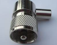 Anténní konektor - PL rohový