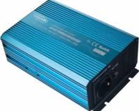 Měnič napětí sínusový 24/230V 600W