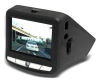 HD černá skříňka s GPS a 6cm LCD