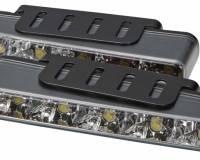 LED denní světla zkosená