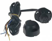 Zásuvka 13 PIN s kabeláží