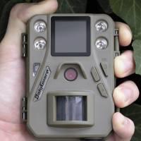 FOTOPAST SG520. Nejmenší fotopast