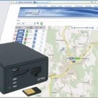 Vozidlový komunikátor GC 075 ( Positrex )
