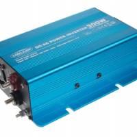 Měnič napětí sinusový 12/230V 300W