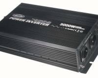 Měnič napětí z 24/230V + USB, 3000W