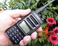 Vysílačka i FM rádio:TYT TH-UV88 , dual-band VHF/UHF