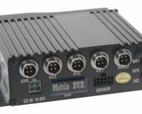 Černá skříňka - se záznamem obrazu, GPS ze 4 kamer