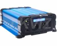 Měnič napětí sinusový 12/230V 1500W s LCD