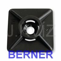 Lepící patice BERNER pro vázací pásky